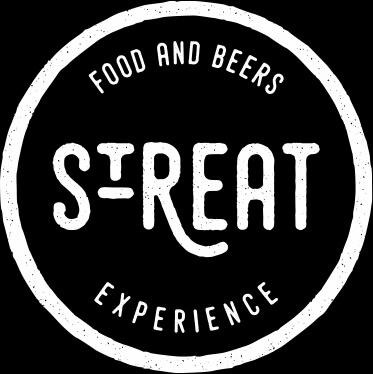 logo streat food & beers experience